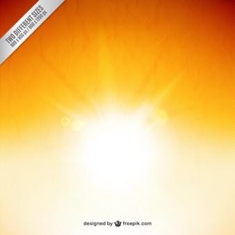 Fondo de sol
