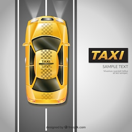 Fondo de taxi