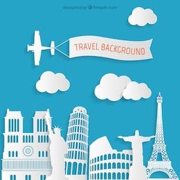 Fondo de viajes
