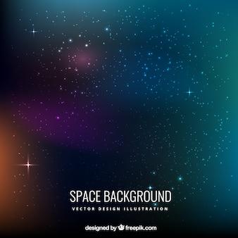 Fondo del espacio