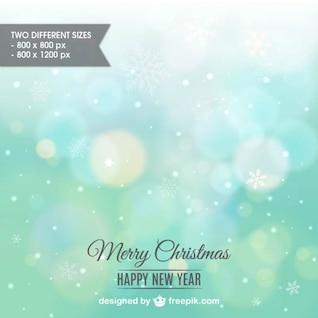 Fondo feliz Navidad y año nuevo