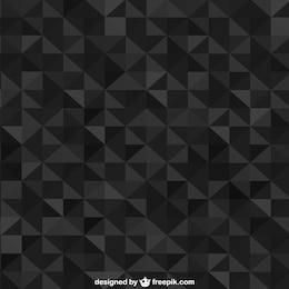 Fondo geométrico en escala de grises