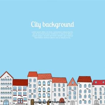 Fondo incompleto ciudad