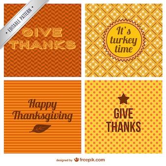 Fondo para Acción de Gracias