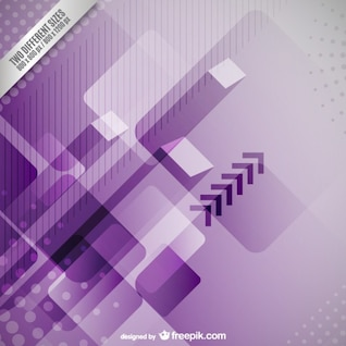 Fondo púrpura tecnológico
