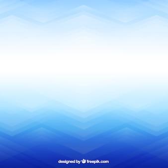 Fondo zigzag en estilo abstracto