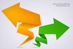 http://img.freepik.com/foto-gratis/forma-libre-vector-origami-flecha-psd_60-2011.jpg?size=250&ext=jpg