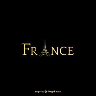 Francia y Torre Eiffel