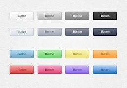 Free CSS estilos de botón