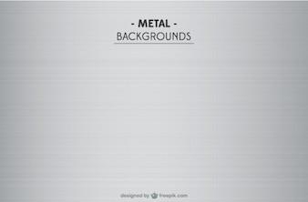 Vector de textura metálica