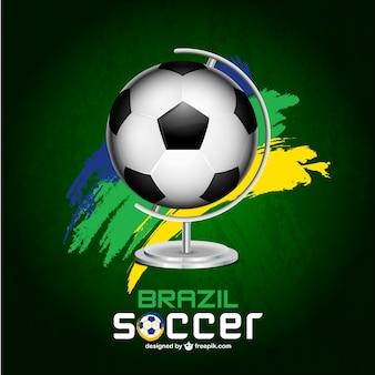 Vector copa del mundo de Brasil