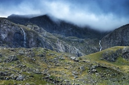 Frío Paisaje Montaña