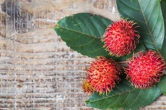 Fruta rambután