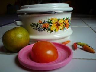 frutas, naranja