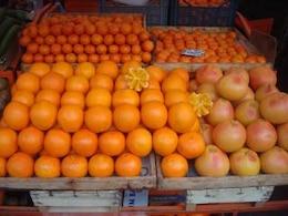 frutas naturaleza mercado
