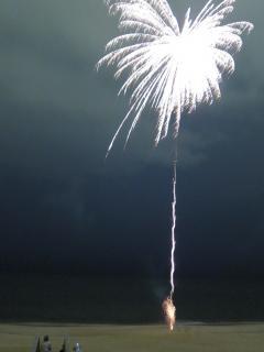 fuegos artificiales de julio de fuegos artificiales celebración