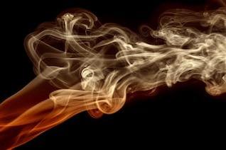 fuma de onda de vapor suave