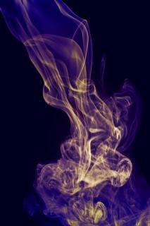 fumar luz encendida