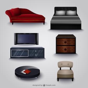 Pack de muebles