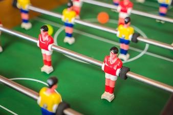Futbolin fotos y vectores gratis for Juego de mesa de futbol