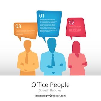 Gente de la oficina