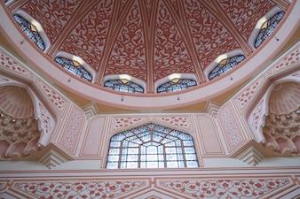 Geométrica musulmanes detalle la religión malasia