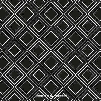 Patrón de fondo con formas geométricas