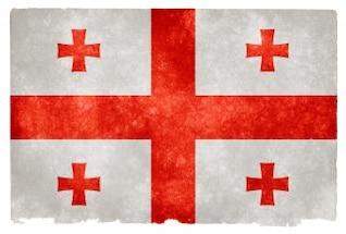 georgia grunge bandera del este