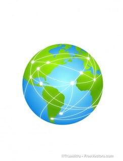 Globo internet