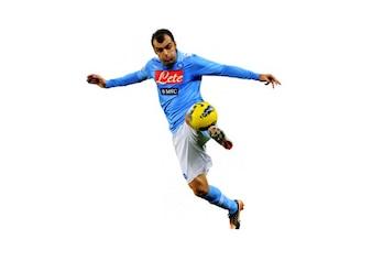 Goran Pandev Napoli Serie A