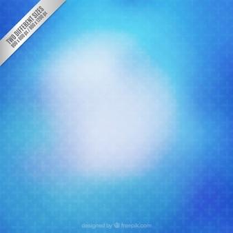 Gradiente de fondo azul abstracto