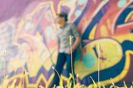 Graffiti en el fondo