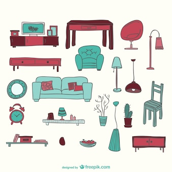 Gráficos de muebles