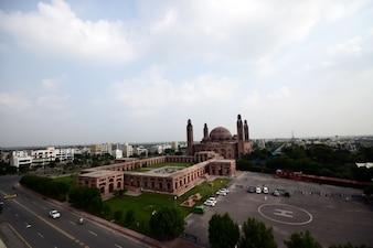 Gran mezquita lahore