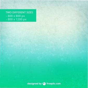 Fondo verde con textura de piedra