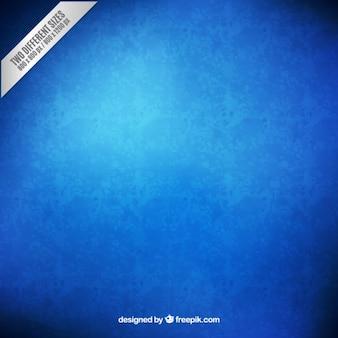 Fondo azul del Grunge