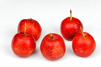 Grupo de manzanas