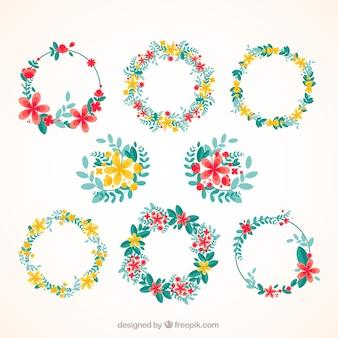 Guirnaldas florales