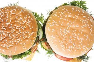 hamburguesas con queso