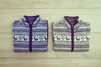 Hermosa chaqueta o chaqueta de moda