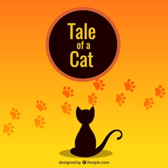Historia de un gato