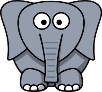 historieta del elefante