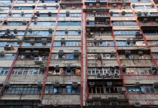 Hong kong apartamentos
