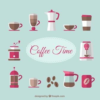 Hora de café