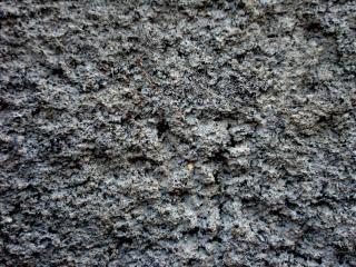 hormigón de textura, el material
