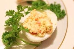 huevo de plato