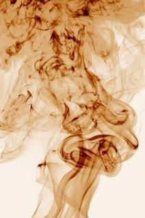 humo de la meditación