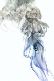 humo de vapor de agua de fondo