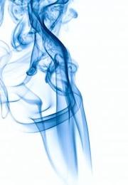 humo de vapor de arte