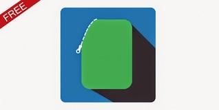 Icono monedero electrónico